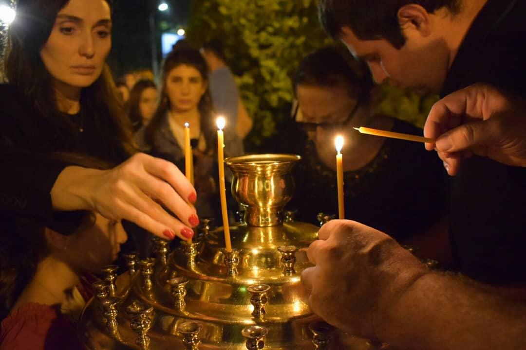 В память о жертвах войны в 2008 году в Южной Осетии во Владикавказе проведут акцию «Свеча памяти»