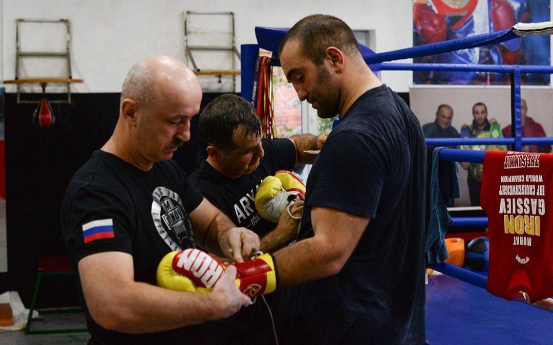 Мурат Гассиев планирует провести два боя до конца года