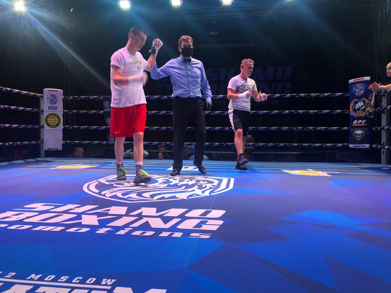 Осетинские боксеры стали победителями турнира «Дерись и побеждай» в Москве