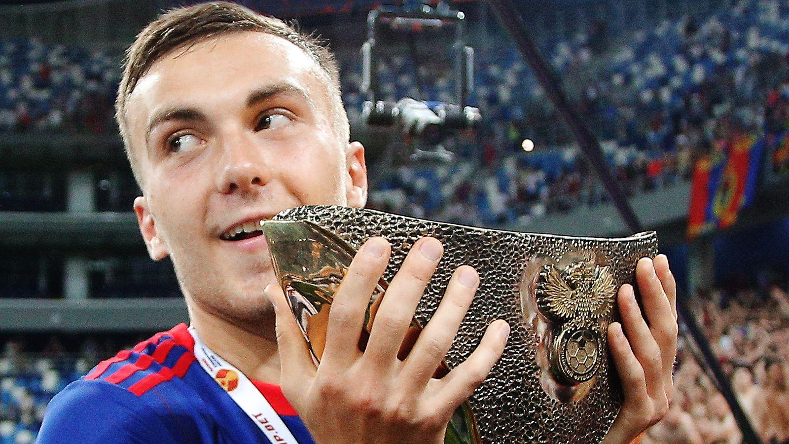 Бывший полузащитник ЦСКА Хетаг Хосонов стал новым игроком «Алании»